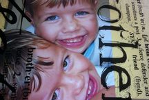 Photography and Scrapbooking / Scrapbooking and photography
