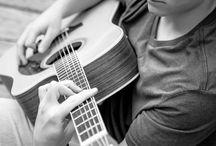 Guitar Photoshoot