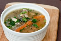 Soups and Stews / by Judy Mora Weckerly