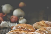 Bakery, pastry, breads