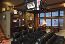 Man Cave Ideas / by Michelle Peri