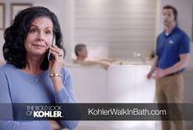 KOHLER Belay Walk-In Bath- Safety Walk-In Bath Tub