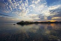 Colors of Tzia by Agelos Zias / Tzia island.