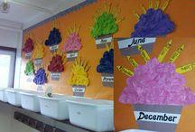 Inspiring Ideas classroom