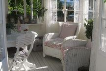 Porches and Sunrooms I Love