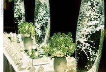 Flower arrangements / by Stephanie Mclean