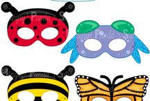 Bugs, bees and butterflies party