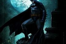 Super Heroes and Comic Books / by Aaron Marrs