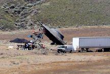 UFO Crashes