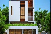 Proyecto casas alquiler terreno
