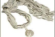 Jewellery scarf
