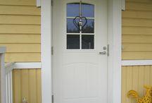 Ovia / Erinlaisia ovia eri aikakausilta
