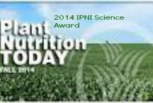 2014 IPNI Science Award & Other Top Scholarships / 2014 IPNI Science Award for International Students , and applications are submitted till September 30, 2014. International Plant Nutrition Institute offers science award for international students. Awards are available for pursuing graduate degree (M.S. or PhD) at a degree-granting institution located in any country.