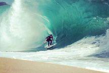 Surf/Skimboarding