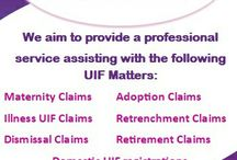 Special Moments UIF / Assisting with UIF Claims