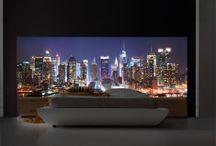 TÊTES DE LIT RÉTRO-ÉCLAIRÉES / Une large sélection de têtes de lit rétro-éclairées originales - une nouvelle façon de comprendre la décoration de votre chambre à coucher