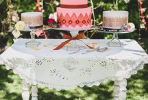 Sweet Cake Tables