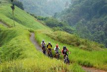 Bali Cycling Tours / #BaliTour #Cycling tours around #Bali