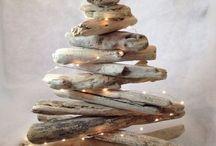 Weihnachten Holzdeko