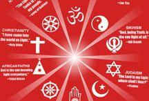 religions, náboženstvá / o ľudoch