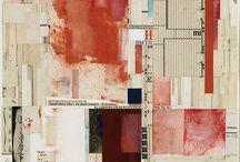 Collage/mixed media / by Tony Bounsall