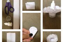forminhas de papel