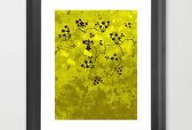 Art Prints / All art prints designed by Jollybird Designs!