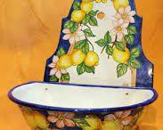 Italienskt keramik