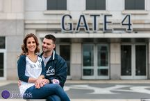 New York Yankees Engagement Session