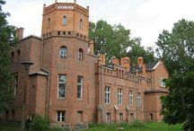 Podrzecze - Pałac