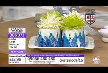 Cake Decorating Videos / by Lindy Smith