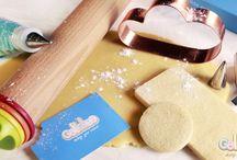 Nace Galletea / Primeras imágenes de la nueva marca. Nuevos productos con infinidad de posibilidades a la hora de personalizarlos.