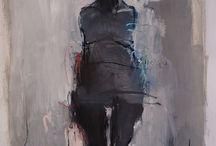 menneske i maleri