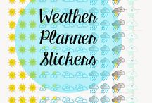 Stickers for planning