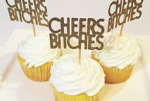 COOL HEN PARTY / Fun ideas for a cool and edgy hen party