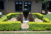 Formal Gardens / formal landscapes done by Paul's Plantscapes