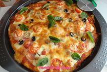 Pizzas / http://tertuliadasusy.blogspot.pt/p/receitas.html