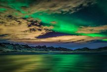 ICELAND & Northern light Aorora Borelis