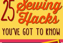 Sewing: Tips & tricks
