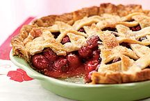 Pies and Tarts / I love pies and tarts, both sweet and savory!