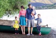 FAMILY PHOTO IDEAS / by Angela Larsen