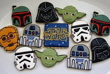 Star Wars Theme / Crafts and lesson ideas for a Star Wars theme