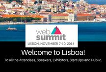 Websummit Lisbon / Lisbon 2016 Websummit