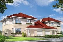 Projekty domów szeregowych / W tej kategorii prezentujemy nasze projekty domków szeregowych , lub jednorodzinnych mogących z łatwością zostać zaadaptowane jako szeregowe . Projekty szeregowe przeznaczone są na niewielkie działki , w miejsce zwartej zabudowy , tam gdzie istnieje potrzeba wygospodarowania jak największej powierzchni zabudowy w stosunku do wolnego placu . / by MG Projekt | Projekty Domów
