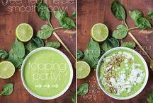 Healthy Plant Based Recipes / Delicious healthy plant based recipes. Healthy ingredients and fresh food