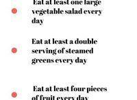 Nutritarian plan