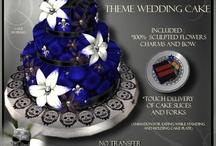 Cakes i wanna make / by Wendi Klein