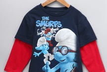 Fashion 'Blews and Blownt's' / Troll, Clown and Smurfette styles ... what I know about fashion definitely fits in any Smurfette's tiny blue thimble. / by Eileen Sayther-West