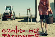 """Cambio mis tacones por las ruedas de un tractor / Llega el """"farm lit"""", el nuevo fenómeno literario en el que las heroínas cambian los martinis por el campo y el pan casero"""