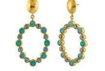 GURHAN / Pure. Classic. Unique. Eternal  ||  Handcrafted jewelry, rings, necklaces, pendants, earrings, bracelets  ||  24k Gold, Sterling Silver, Diamonds, Turquoise, Opals, Topaz, Moonstones, Agate, Tourmaline
